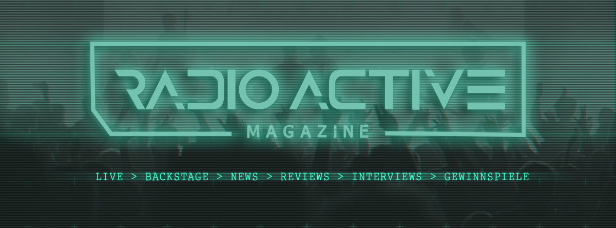 Radio:Active Magazine logo