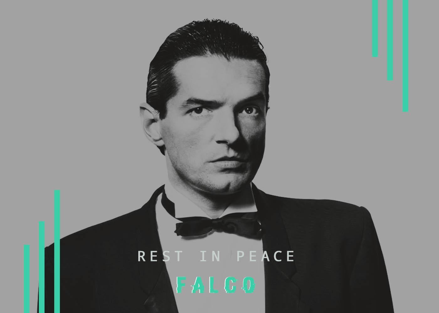 Falco | Bild: Curt Themessl
