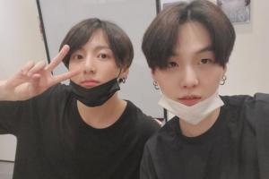 Yoongi & Jeongguk