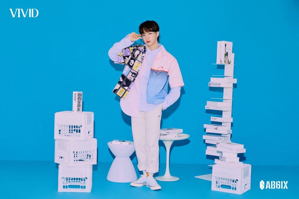 AB6IX YM Promo Picture