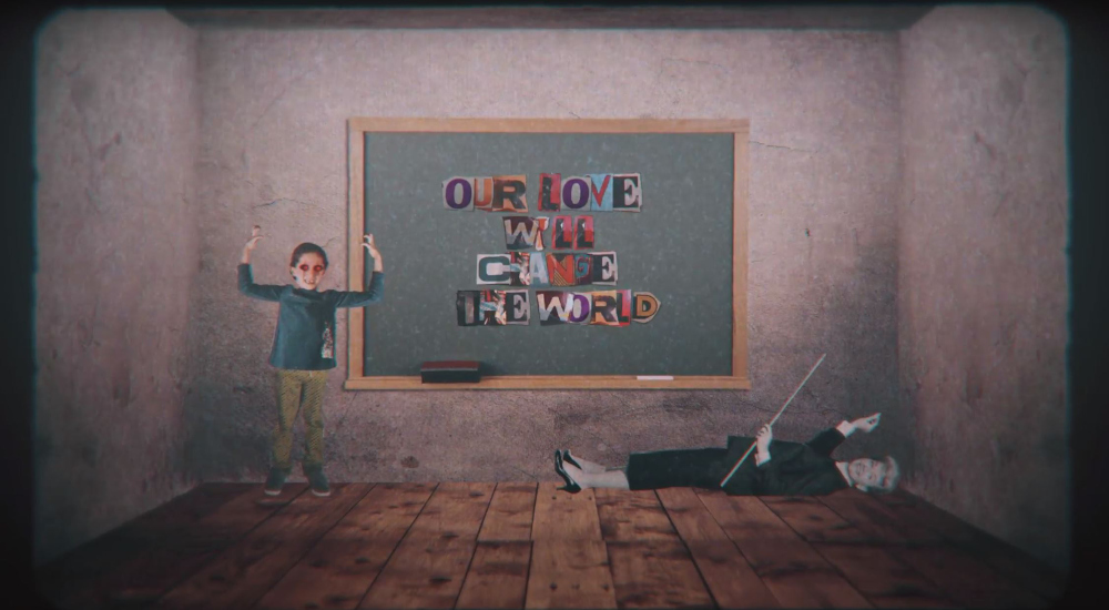 Lyric Video Cover